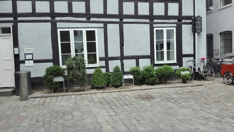 Terapi og Selvudvikling har adresse i Mejlgade i Aarhus Centrum
