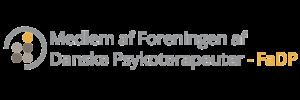 medley af foreningen af danske psykoterapeuter logo