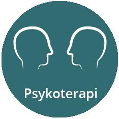 Psykoterapi ikon to mennesker